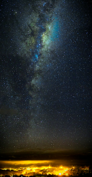 Milky Way Splendour