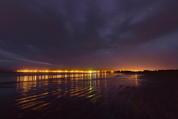 Riverton Lights