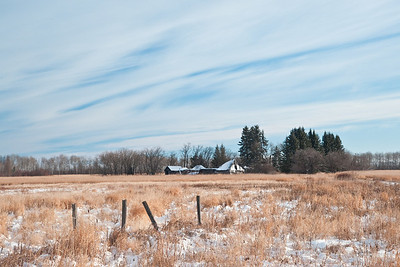 Winter on the Prairies