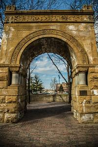 City Arch