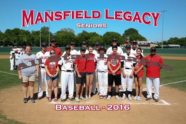 Legacy Baseball 2016