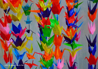 Japanese origami