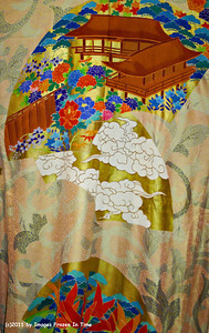 Design on Kimono