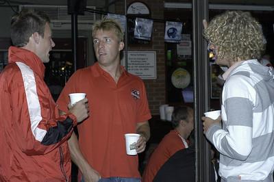 Silverbacks Post Season Party 2008