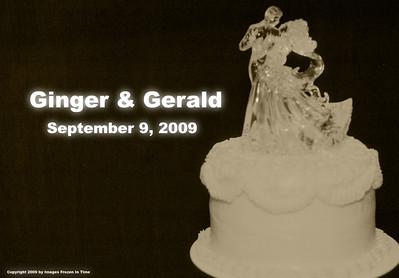 Ginger & Gerald - Sept 9, 2009