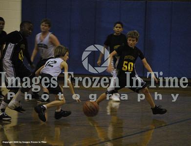 Yellow Jackets vs Creekview - Dec 30, 2009