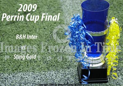Perrin Cup Final - April 19, 2009