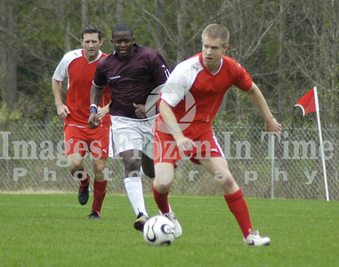 Creswell vs English Park Rovers - 2008-2009 Season