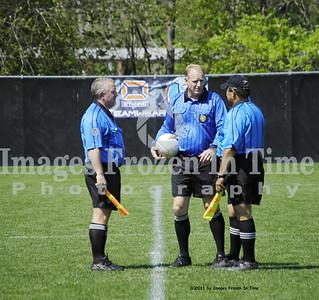 GA Tech FC vs AC Silverbacks - April 10, 2011