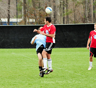 ADASL (Atlanta District Amateur Soccer League) 1st Division Game