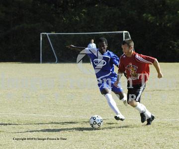 Melchester Wings vs B&H - Oct 24, 2010