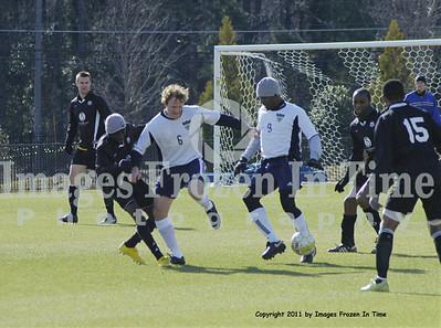 Sting Gold vs GA Tech FC - Jan 9, 2011