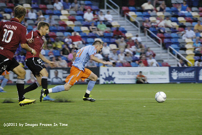Atlanta Silverbacks vs Minnesota Stars