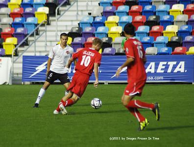 Atlanta Silverbacks vs NPSL All Stars