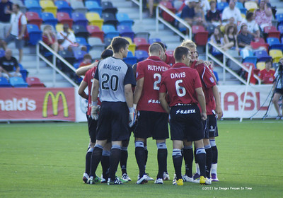 Atlanta Silverbacks vs FC Tampa Bay