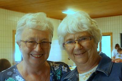Cousins CM and JA