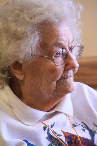 Louise James - 95th Birthday