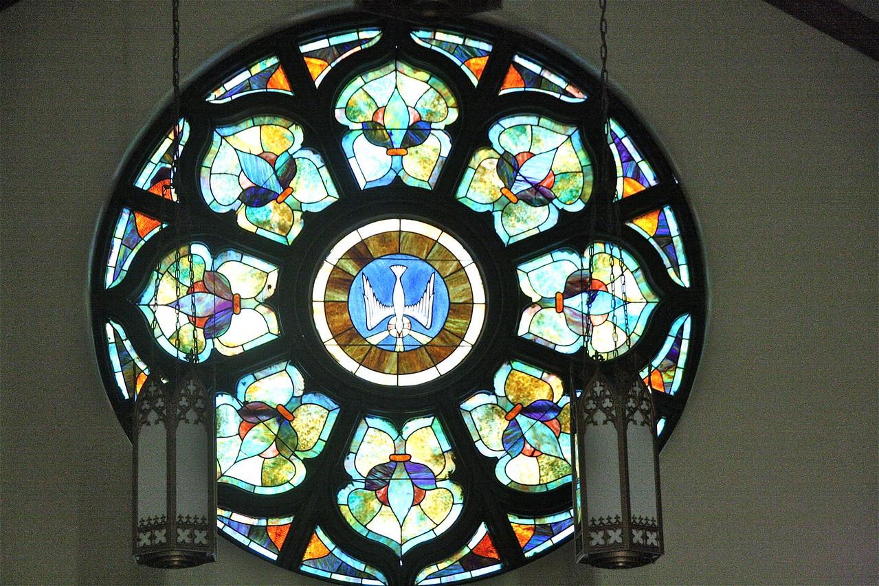 Funeral-Stanley James 12-30-2010.  Freshwaters Methodist Church, Princeton, Minn