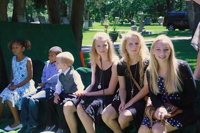 Rylee, RJ, Kenny, Grace, Paige, Carly