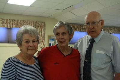 Thrombley family - Harold on right.