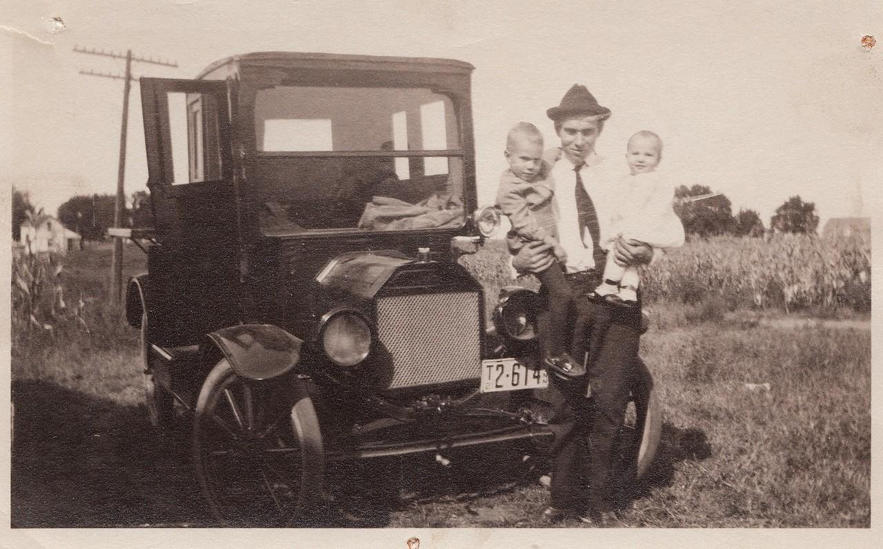 Louis H Killmer, 1921, Byron and Allen