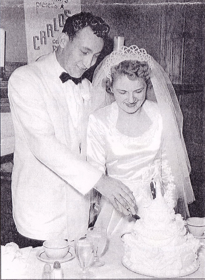 Bill Killmer and Fran.  Son of Herman Killmer, sister of Meryl, brother of Richard