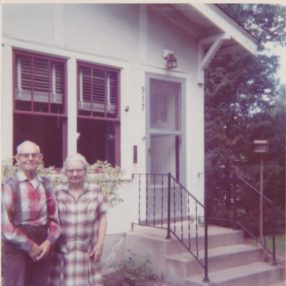 Louis and Mary Killmer, Osseo residence
