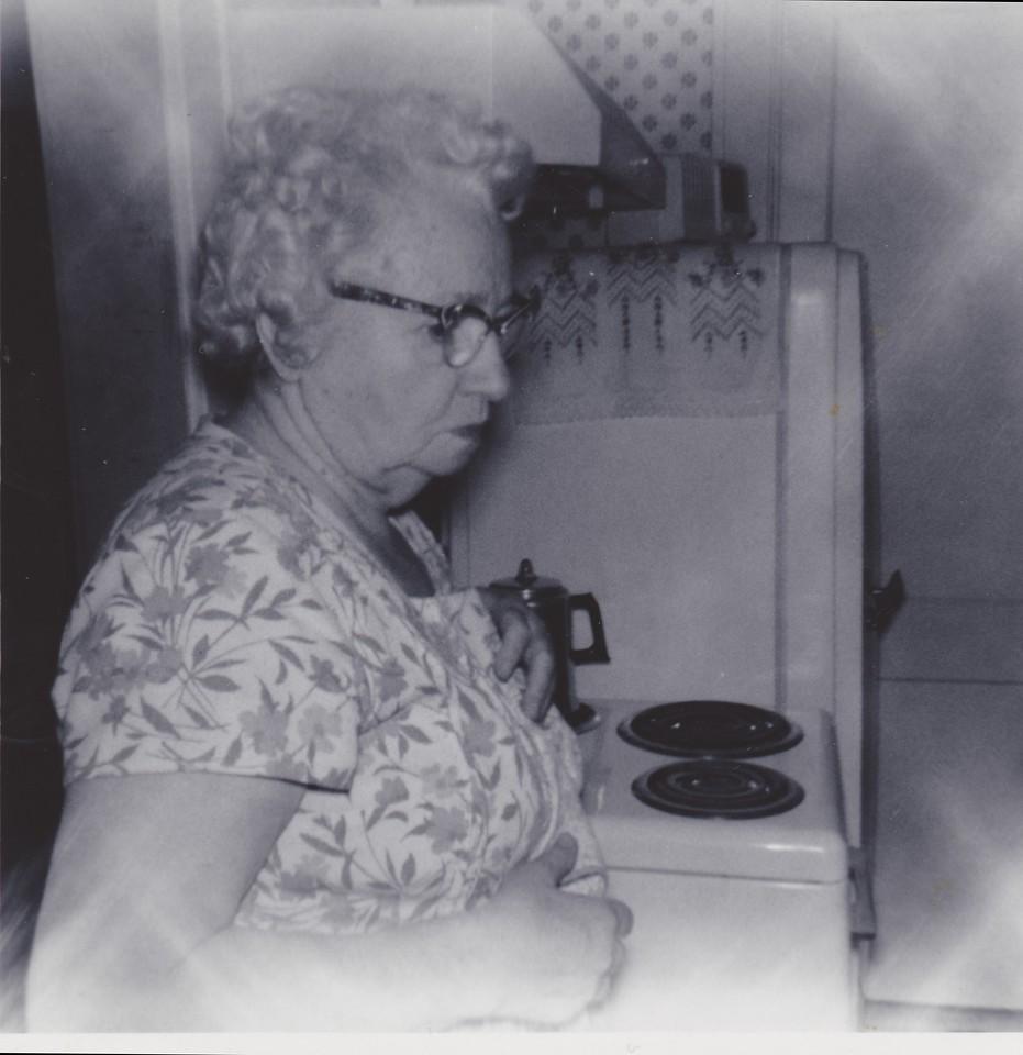 Mary Jane Dodds Killmer  9-11-1894/7-11-1973, married to Louis Henry Killmer, St. Johns Lutheran Church, Corcoran, Minn, 11-24-1915.