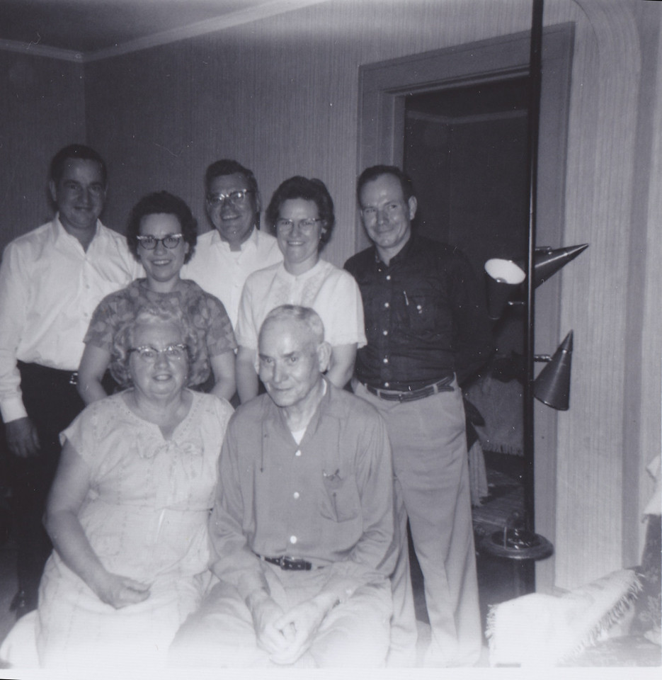 Mary and Lou Killmer family