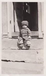 Allen O Killmer  Winter 1921