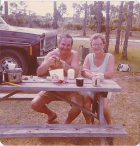 Allen and Nora Killmer-retired life activities.