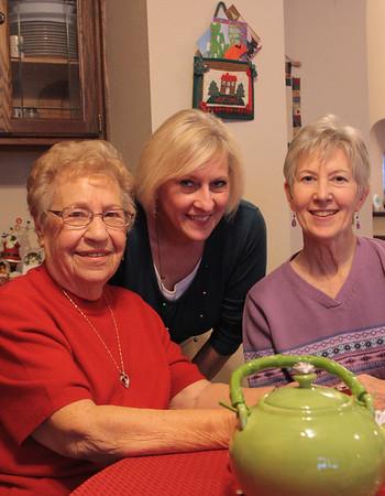 Christmas Tea--2012--Aunt Ruthis