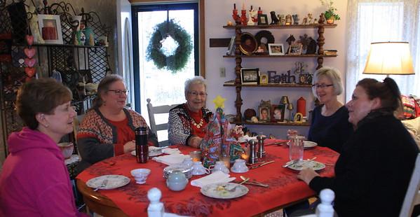 A Christmas Tea - 2015
