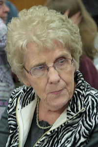 Evelyn Olive Ross Killmer, August 9, 1926, Sioux City, Iowa; December 18, 2012, Minneapolis, Minnesota