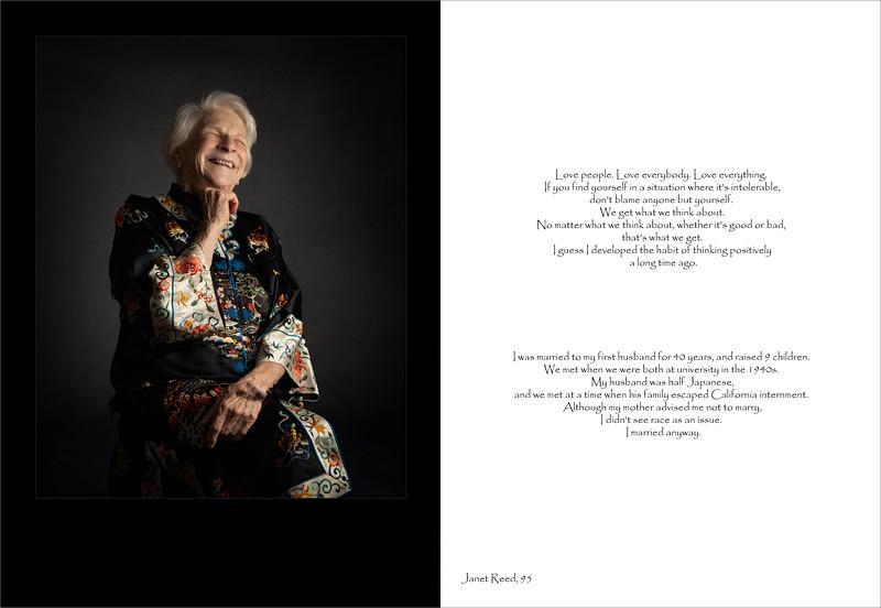 Janet Reed (L) Stroke