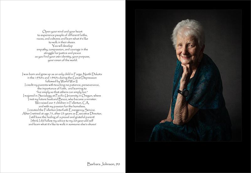 Barbara Johnson (R) Stroke