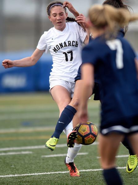 Legacy vs Monarch Girls Soccer