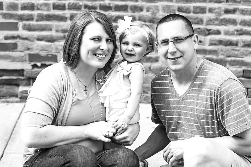 Beck family 2013-10b&w