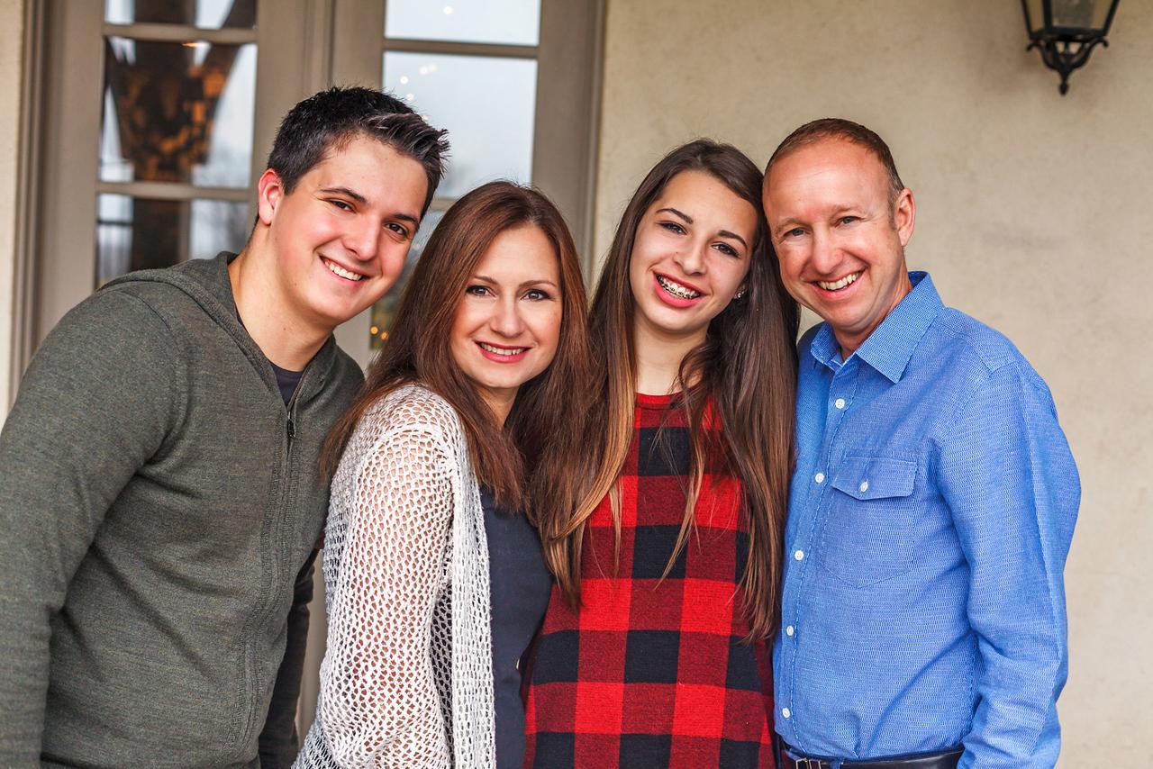 Bennett Family 2015-11