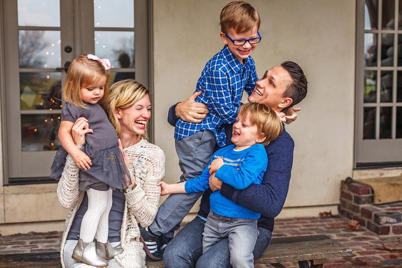 Bennett Family 2015-19