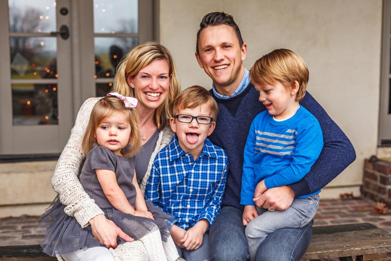 Bennett Family 2015-18