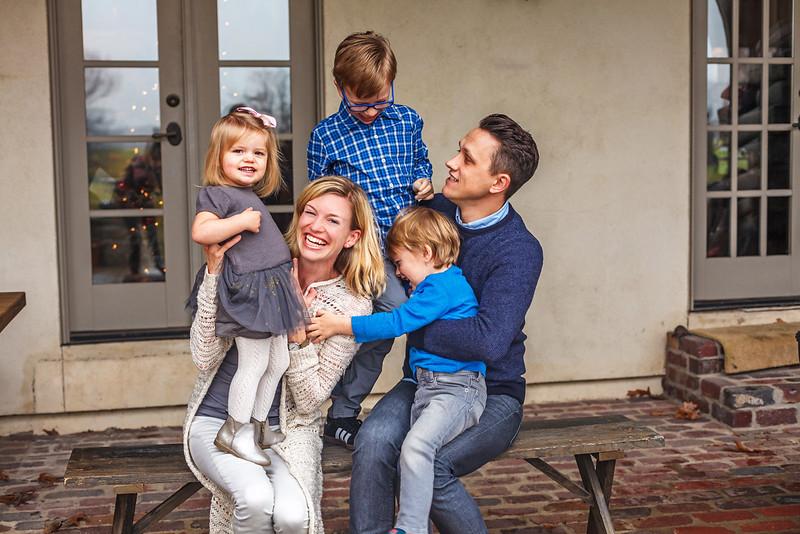 Bennett Family 2015-20