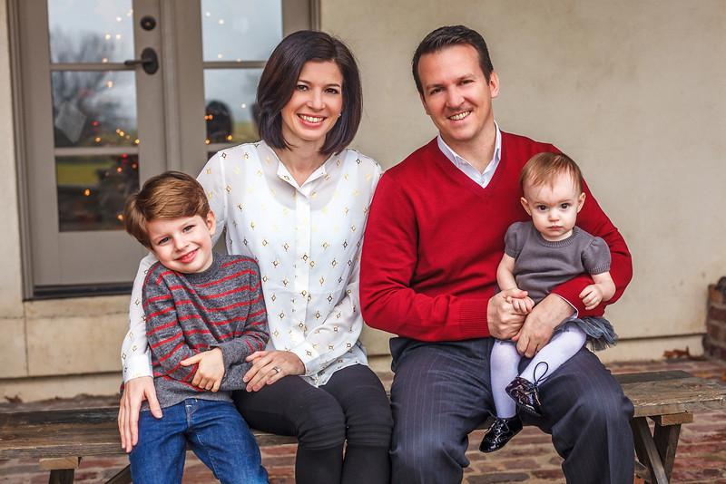Bennett Family 2015-2