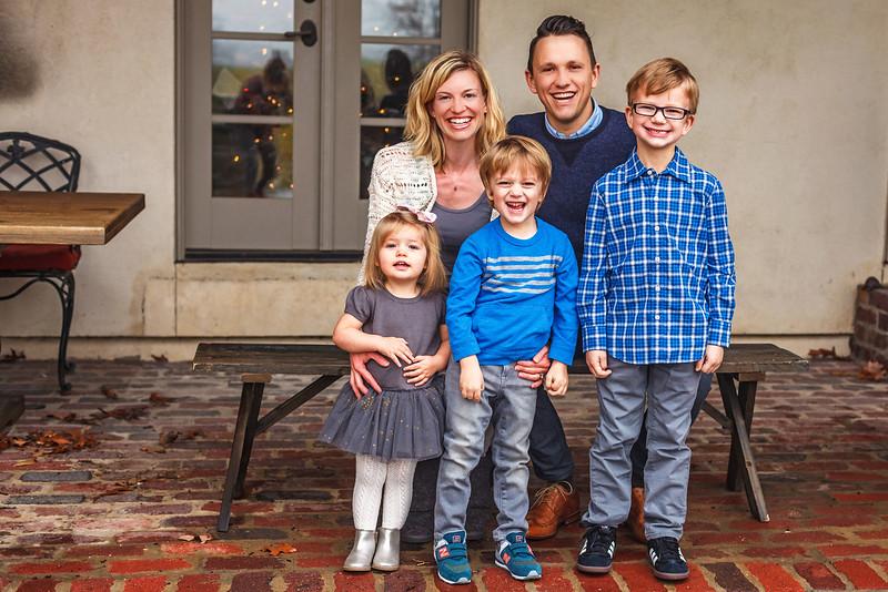 Bennett Family 2015-1