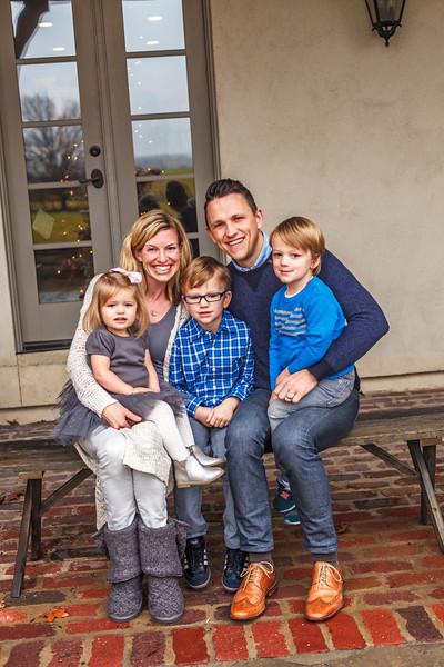 Bennett Family 2015-17