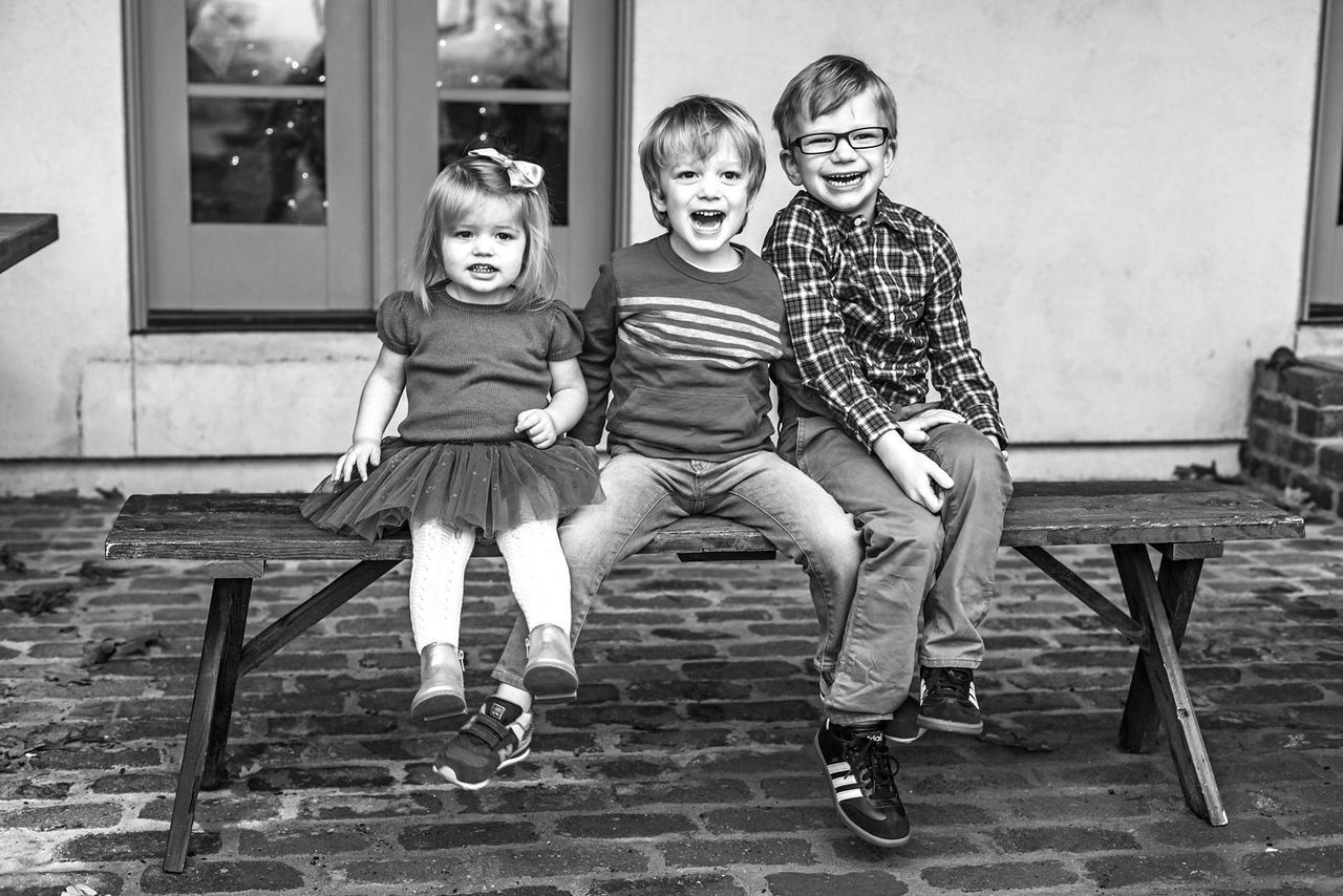 Bennett Family 2015-25b&w