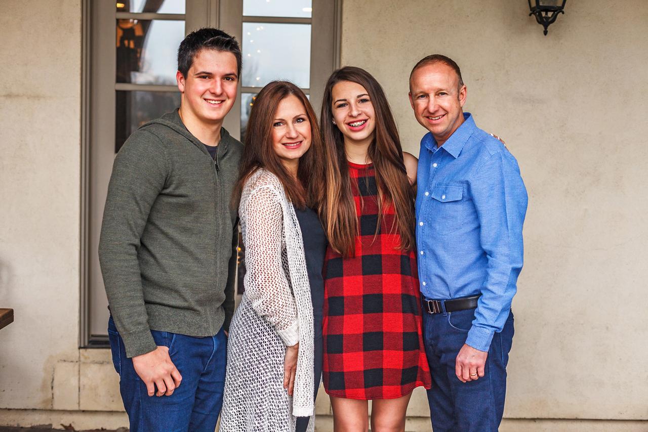 Bennett Family 2015-10