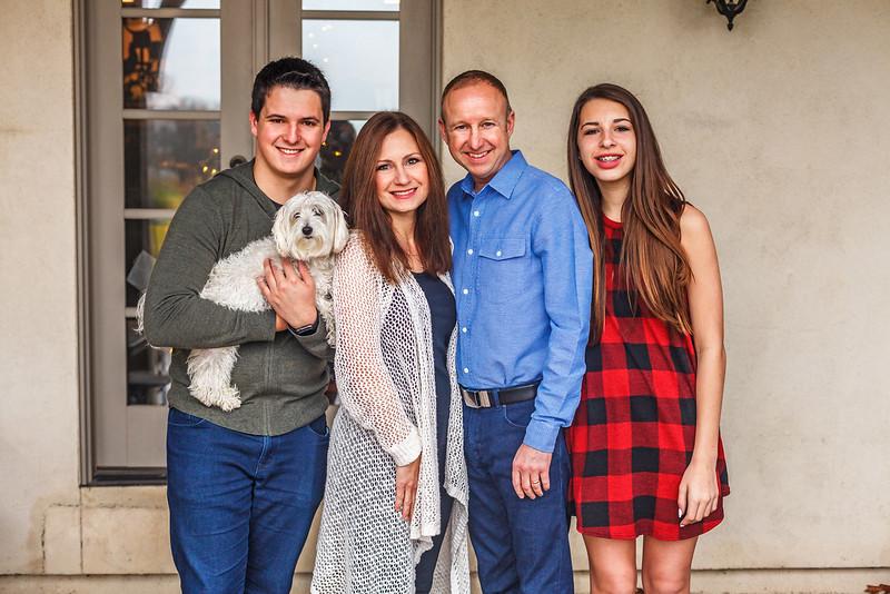 Bennett Family 2015-12