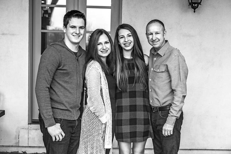 Bennett Family 2015-10b&w