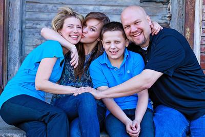 Bixler Family 2012